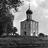 Храм Покрова на Нерли. Архитектура и скульптура церкви Покрова Богоматери XII века