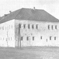 Начало строительства каменных жилых домов в Пскове
