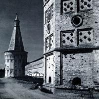 Альбом «Крепостное зодчество древней Руси»
