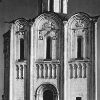 Церковь Покрова на Нерли. Северный фасад