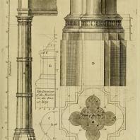 Gothic Architecture. Batty & Thomas Langley. 1742. Plate 4