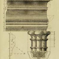 Gothic Architecture. Batty & Thomas Langley. 1742. Plate 11