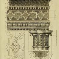 Gothic Architecture. Batty & Thomas Langley. 1742. Plate 12
