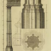 Gothic Architecture. Batty & Thomas Langley. 1742. Plate 13