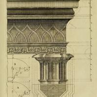 Gothic Architecture. Batty & Thomas Langley. 1742. Plate 16