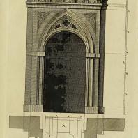 Gothic Architecture. Batty & Thomas Langley. 1742. Plate 22