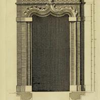 Gothic Architecture. Batty & Thomas Langley. 1742. Plate 26