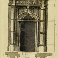 Gothic Architecture. Batty & Thomas Langley. 1742. Plate 27