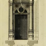 Gothic Architecture. Batty & Thomas Langley. 1742. Plate 28
