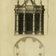 Gothic Architecture. Batty & Thomas Langley. 1742. Plate 31