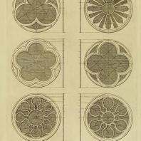 Gothic Architecture. Batty & Thomas Langley. 1742. Plate 33