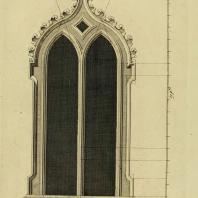 Gothic Architecture. Batty & Thomas Langley. 1742. Plate 35