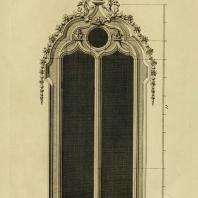 Gothic Architecture. Batty & Thomas Langley. 1742. Plate 36