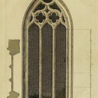 Gothic Architecture. Batty & Thomas Langley. 1742. Plate 37