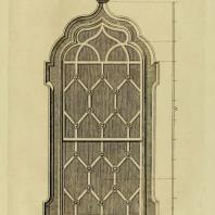 Gothic Architecture. Batty & Thomas Langley. 1742. Plate 39