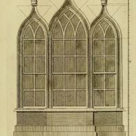 Gothic Architecture. Batty & Thomas Langley. 1742. Plate 40