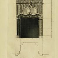 Gothic Architecture. Batty & Thomas Langley. 1742. Plate 41