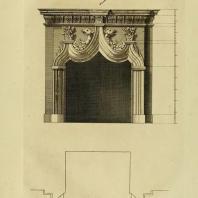 Gothic Architecture. Batty & Thomas Langley. 1742. Plate 42