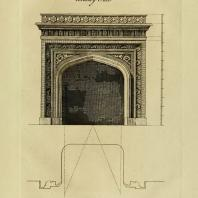 Gothic Architecture. Batty & Thomas Langley. 1742. Plate 46