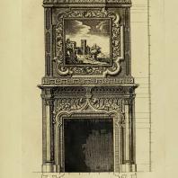 Gothic Architecture. Batty & Thomas Langley. 1742. Plate 48