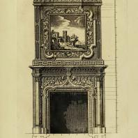 Gothic Architecture. Batty & Thomas Langley. 1742. Plate 48