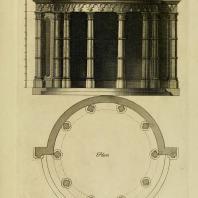 Gothic Architecture. Batty & Thomas Langley. 1742. Plate 51