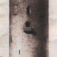 Каменецкая башня. Проект реставрации В.В. Суслова. 1898