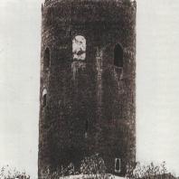 Каменецкая башня. Вид накануне реставрации. 1903
