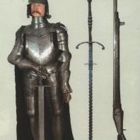 Полный боевой доспех. Гаковница XVI—XVII вв.