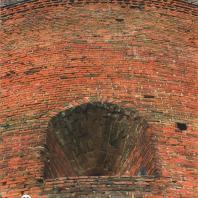 Каменецкая башня. Бойницы башни