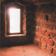 Каменецкая башня. Ход в стене башни