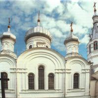 Церковь Святого Симеона. Каменец
