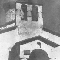 Псков. Церковь Иоакима и Анны, XV век.