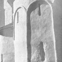 Псков. Деталь восточной части церкви Георгия «со Взвоза». 1494 г.