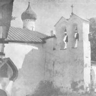 Печерский монастырь. Церковь Николая «Вратаря». 1565 г.