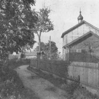 Псков. Варваринская церковь. 1618 г.