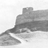 Изборск. Северо-восточная часть крепости