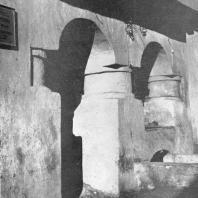 Псков. Крыльцо «Дома Сутоцкого», вт. пол. XVII века