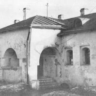 Псков. Дом вт. пол. XVII в., т. н. «Дом ксёндза»