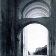 Владимир. Проезжая арка Золотых ворот. 1164 г. Фото А. А. Александрова