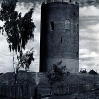 Каменец (Брестская обл.). «Белая вежа». Вторая половина XIII в. Фото Г. Н. Логвина