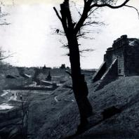 Серпухов (Московская обл.). Кремль. Фрагмент восточной стены. 1556 г. Фото В. В. Косточкина