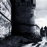 Суздаль (Владимирская обл.). Спасо-Евфимиевский монастырь. Башни северозападной стены. 1664 г. Фото В. В. Косточкина