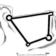 Ям. Крепость. XV век