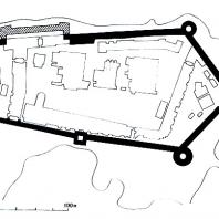Соловки. Каменный «город». 1582-1623 гг.