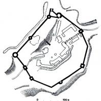 Печеры. Псково-Печерский монастырь. 1558-1565 гг.