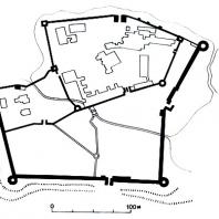 Кириллов. Кирилло-Белозерский монастырь. 1580-1682 гг.