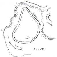 Волоколамск. Валы «города». XII век