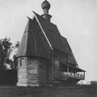 Никольская церковь из села Глотова. Суздаль, 1766 г.