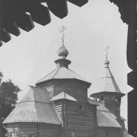 Воскресенская церковь из села Потакино. Суздаль, 1776 г.
